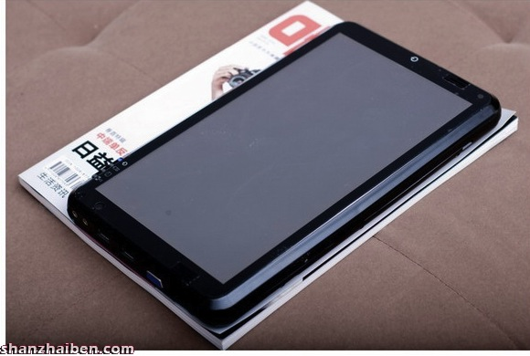 EROS 10-inch Shenzhen tablet: nice idea, shame about the battery