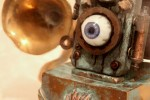 Steampunk eye-pod is creepy and cool (did I mention creepy?)