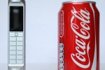 Mobile phone runs on fuel cell powered by soft drinks