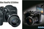 Fujifilm whips out FinePix S2500HD digi cam with 18x optical zoom
