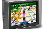Garmin z mo 220 GPS for bikers revs engine for first time