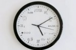 Geek clock proves you're too dumb to tell time