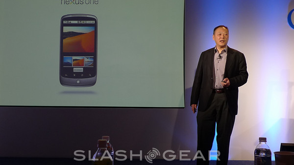 Google Nexus One gets official [Video]