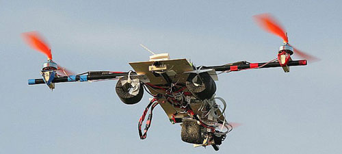 DIY Vicacopter is open source and autonomous