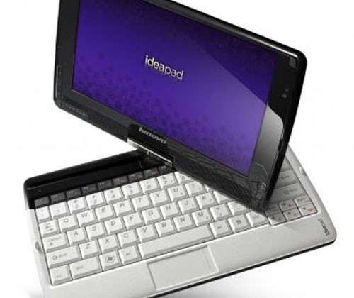 Lenovo IdeaPad S10-3t N470 convertible netbook now available