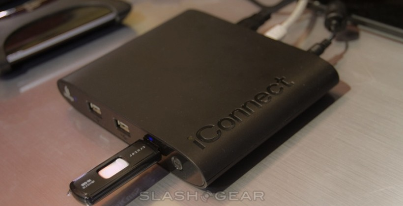 Iomega iConnect hands-on
