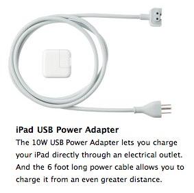 Apple iPad accessories: Keyboard Dock, case & more