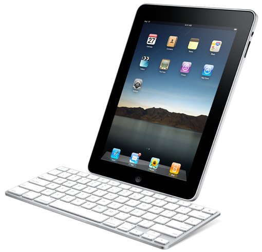 Apple iPad official accessories priced