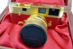 Leica MP Golden Camera dumps taste in honor of China