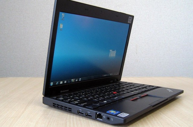 Lenovo ThinkPad X100e gets reviewed: decent on outside, sluggish on inside