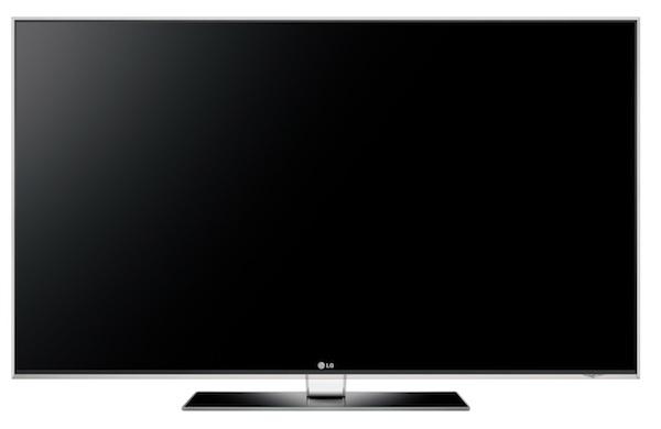 LG LCD HDTV CES 2010 range revealed: 3D-ready flagship Infinia LE9500