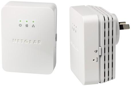 Netgear Powerline AV and AV+ adapters hit CES 2010