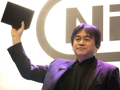 "Nintendo's Iwata: iPad just ""a bigger iPod touch"""