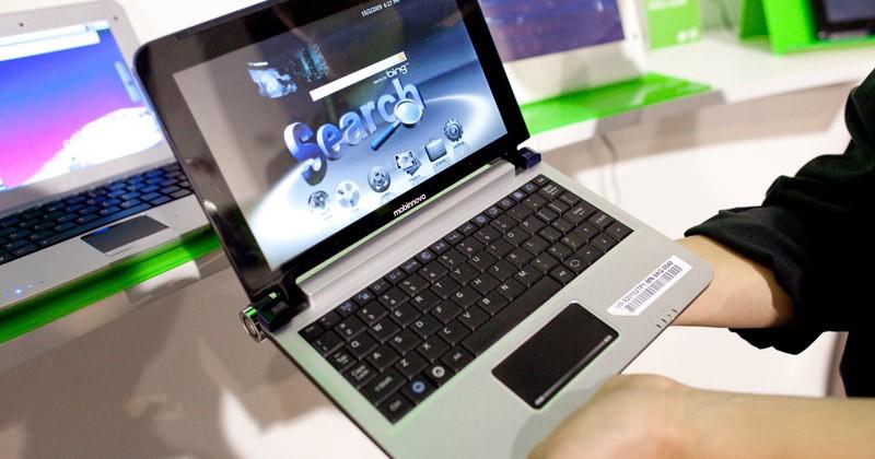 Mobinnova Beam smartbook hands-on