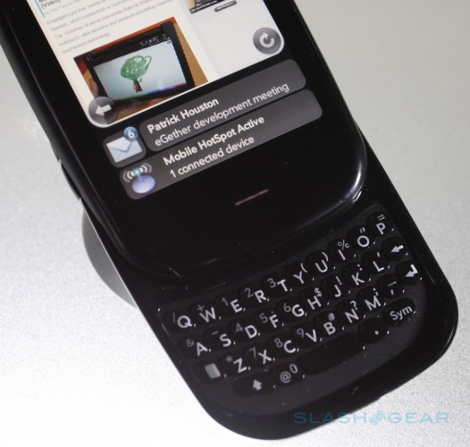 Palm webOS 1.4 coming Feb 25th with video recording?