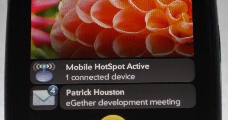 Palm Pre Plus Review for Verizon Wireless