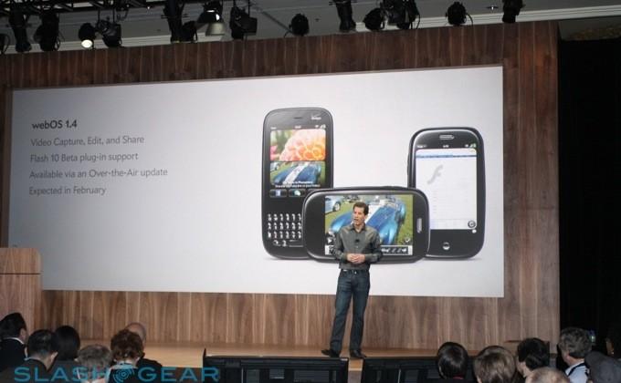 Palm Pre Plus and Pixi Plus hit Verizon Jan 25; webOS getting video capture