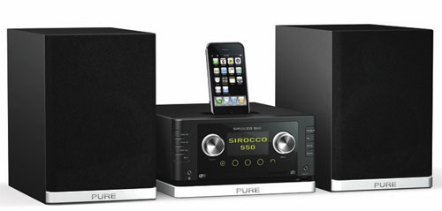 Pure introduces Evoke Flow, Oasis Flow, Sensia Lifestyle, Siesta Flow, and Sirocco 550 digital radios
