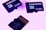 Samsung 32GB microSD and 64GB embedded module announced