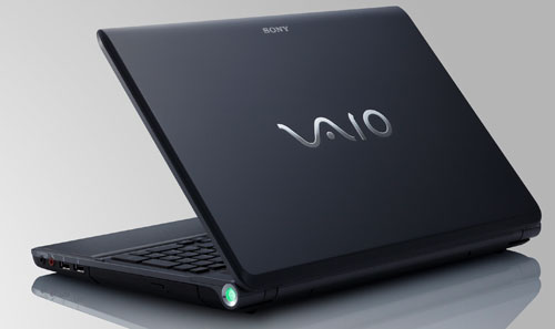 Sony introduces Vaio Z and F laptops