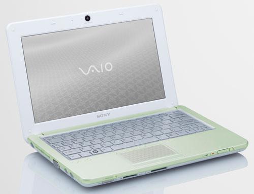 Sony Vaio W netbook debuts