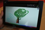 Multitouch Slate PC demo from Stantum [Video]