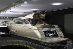 Sunseeker add Caterham garage to Predator 108 yacht