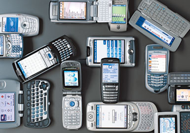 Gartner predicts that cell phones will overtake PCs as most popular global web browsing device by 2013