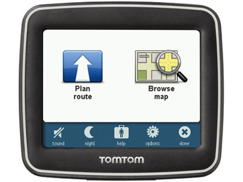 TomTom Ease announced for North America