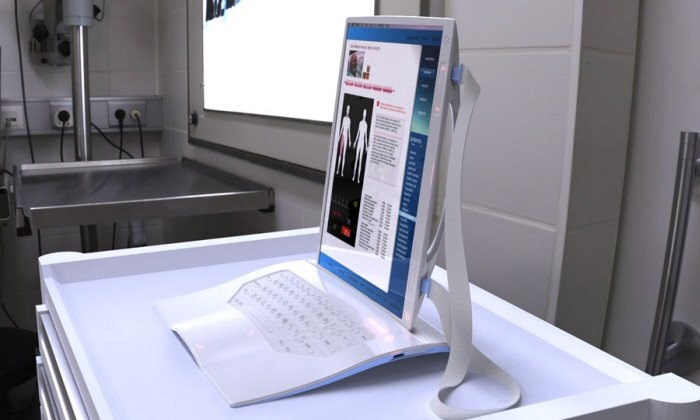 Toshiba Rx Medical Tablet concept has promise