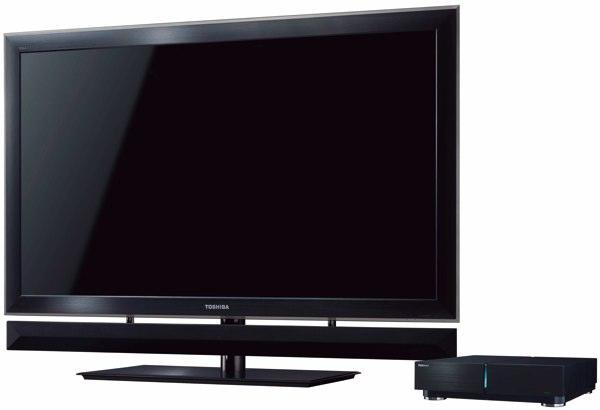 Toshiba ZX900 Series CELL TV getting 2010 US release