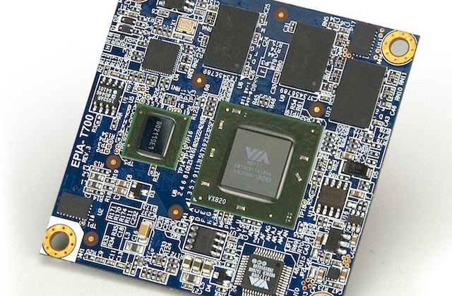 VIA EPIA-T700 is first 6x6cm Mobile-ITX 'board