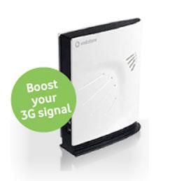 Vodafone unveils Sure signal femtocell