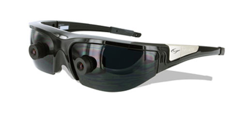 Vuzix WRAP 920AR augmented reality eyewear is geeky cool