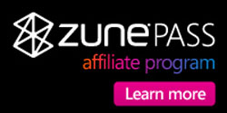 Microsoft rolls out Zune Pass affiliate program