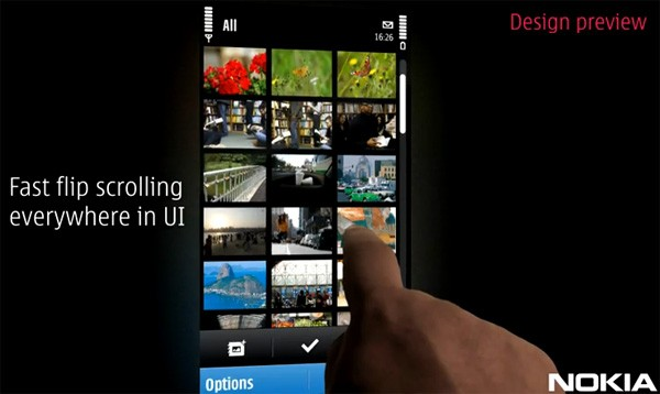 Symbian 3 OS unveiled via video [Video]