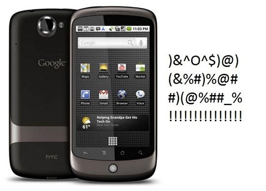 Google initiates phone support line for Nexus One owners, (888) 48NEXUS (63987)