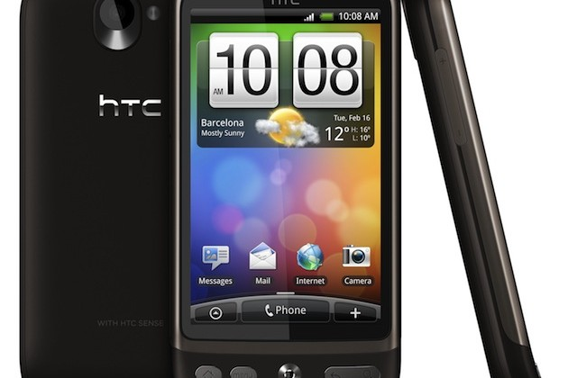 HTC Desire official: Nexus One with HTC Sense