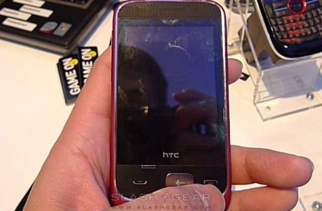 O2 HTC Smart hands-on [Video]