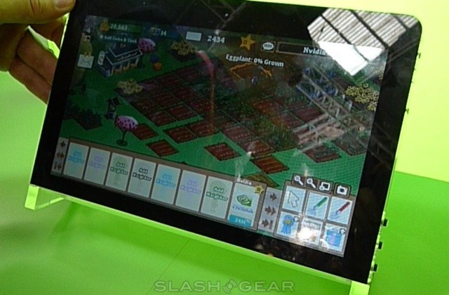 NVIDIA Tegra 250 Wired Farmville 7