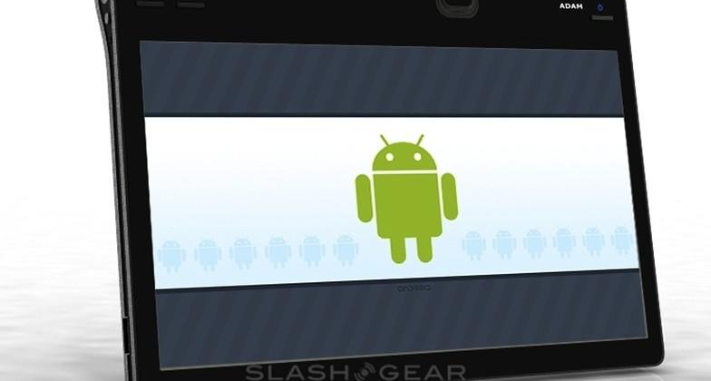 Notion Ink Adam: Flash, iPad comparison & App Competition