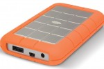 LaCie Rugged eSATA 500GB hard-drive on sale