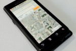 Motorola Droid acquires multitouch support for Google Maps