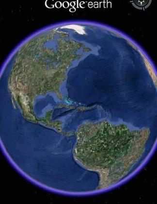 Скачать Google Earth для Андройд.