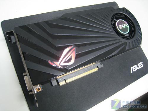 ASUS Republic of Gamers overclocked Radeon HD 5870 leaks