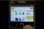 RIM's WebKit BlackBerry browser is fast, very fast [Video]