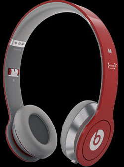 Monster Unveils Beats By Dr Dre Solos Hd Product Red Edition Headphones Slashgear