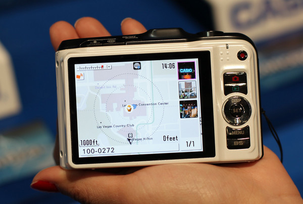 Casio EX-10HG hybrid-GPS digicam coming October for $400