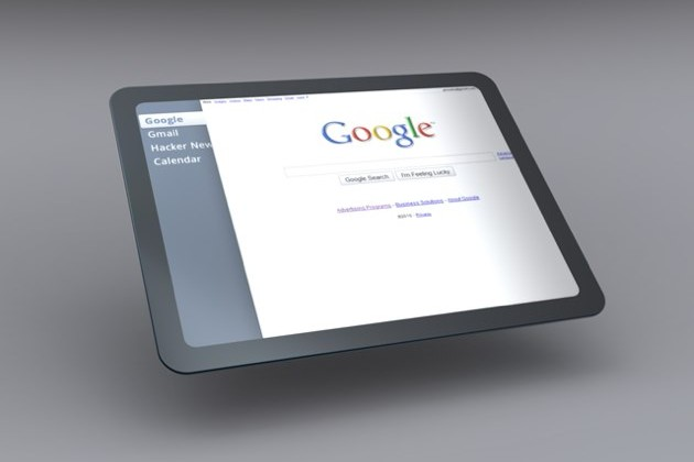 First look at Google Tablet(s) running Chrome OS? [Video]