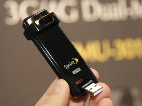 C-motech shows off U-301 3G/4G modem at MWC